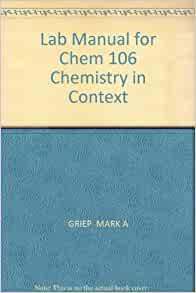 IN CONTEXT CHEMISTRY