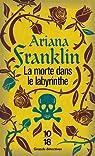 La morte dans le labyrinthe par Franklin