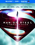 Man of Steel (Blu-ray + DVD + UltraVi...