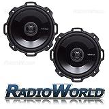 Rockford Fosgate Punch P152 5-Inch  Full Range Coaxial Speakers