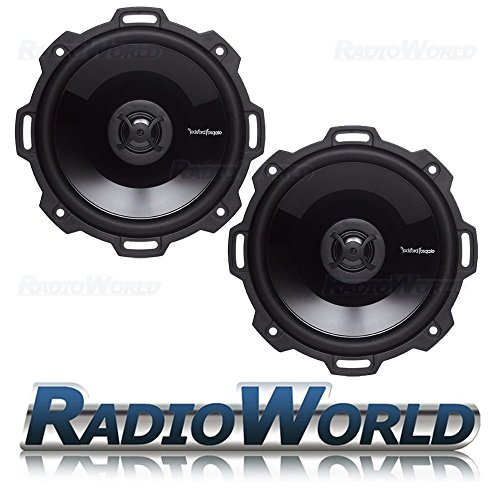 Rockford Fosgate Punch P152 5-Inch  Full Range Coaxial Speakers (Hummer Shaped Speakers compare prices)