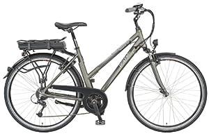 Prophete Damen E-Bike Navigator 3.0, Patta-Negra-Matt, 28 Zoll, 52444-0111