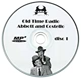 img - for Abbott and Costello - Old Time Radio (OTR) Comedy (3 x MP3 CD Disc Collection) book / textbook / text book