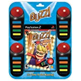 BUZZ: The Mega Quiz Bundle - PlayStation 2 ~ Sony
