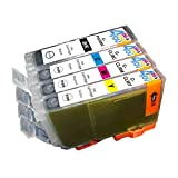 4 Pack - Compatible Ink Cartridges