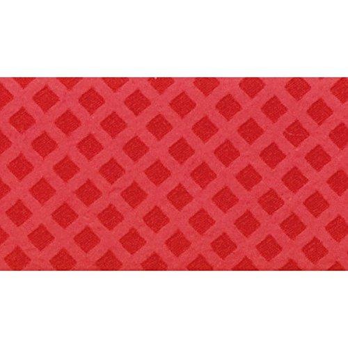 Ajuste de YONEX (Yonex) [AC143-3] pegajoso agarre 3 de agarre cinta bádminton rojo 001 F rojo