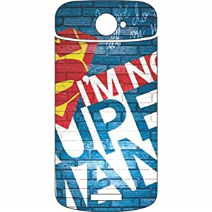Mobile Skins (Vinyl Sticker) for HTC ONE S Graffiti Buzz
