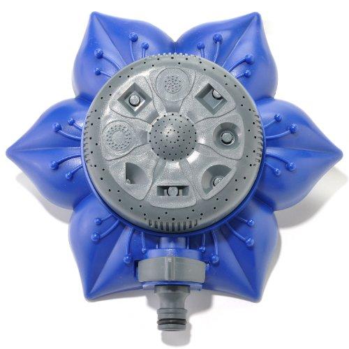Big Boss Xhose Flower Shape 8 Spray Pattern Sprinkler (Solenoid Dye compare prices)