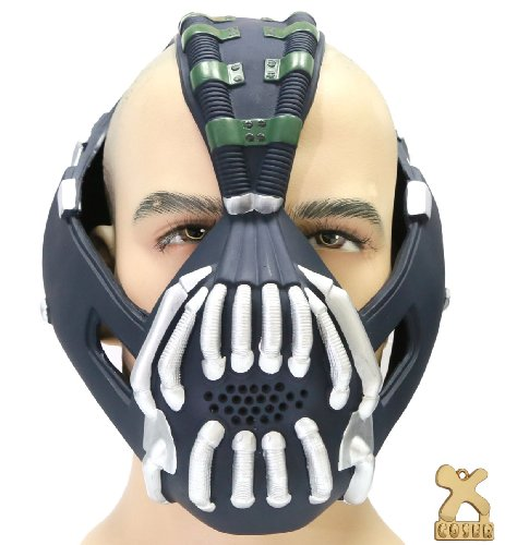 Bane Mask Updated Version for Halloween Mask Cosplay Props