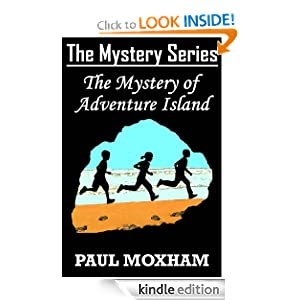 The Mystery of Adventure Island (The Mystery Series, Book 2)