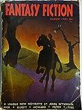Fantasy Fiction, August 1953, Vol. 1, No. 3