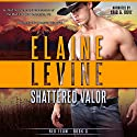 Shattered Valor: Red Team, Book 2 Audiobook by Elaine Levine Narrated by Eric G. Dove