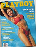 Charlotte Lewis Cover Playboy July 1993