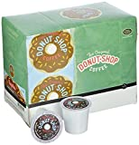 Coffee People Donut Shop Medium Roast Extra Bold, 24-Count K-Cup Portion Pack for Keurig Brewers