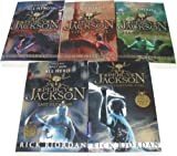 Percy Jackson 5 Book Set Collection RRP £34.95 ( Percy Jackson and the Lightning Thief, Percy Jackson and the Last Olympian, Percy Jackson and the Titans Curse, Percy Jackson and the Sea of Monsters, Percy Jackson and the Battle of the Labyrinth ) (Percy