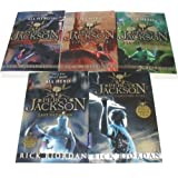 Percy Jackson 5 Book Set Collection RRP �34.95 ( Percy Jackson and the Lightning Thief, Percy Jackson and the Last Olympian, Percy Jackson and the Titans Curse, Percy Jackson and the Sea of Monsters, Percy Jackson and the Battle of the Labyrinth ) (Percy Jackson)