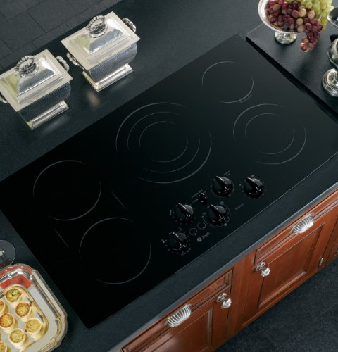 30 Electric Cooktops front-23383