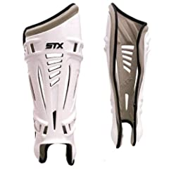 Buy STX Blast 2 Lacrosse Field Hockey Shin Guards 11 inch by STX