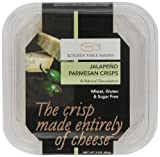 Kitchen Table Bakers Jalapeno Parmesan Crisps, 3 Ounce Package