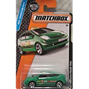 2016 Matchbox MBX Adventure City Toyota Prius Taxi 9 /125
