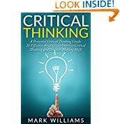 Mark Williams (Author), Critical Thinking Guide (Foreword) Download:   $0.99