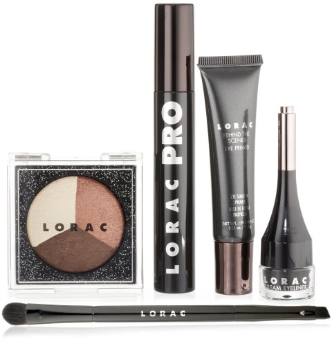 Lorac Cosmetics Close Up Real Life to Red Carpet Pro Eye Tutorial, 1.29 Ounce