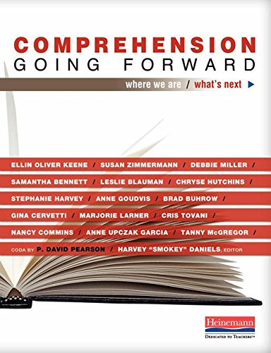 Comprehension Going Forward: Where We Are / What's Next
