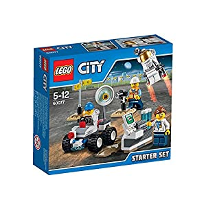 LEGO 60077 City Space Port Starter Set