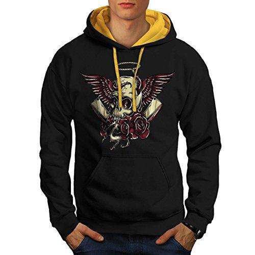 skull-curse-blades-devil-lair-men-new-black-m-contrast-hoodie-wellcoda