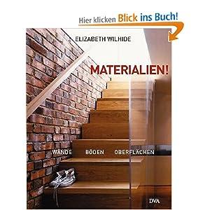 Materialien w nde b den oberfl chen das handbuch zur - Raumgestaltung wande ...