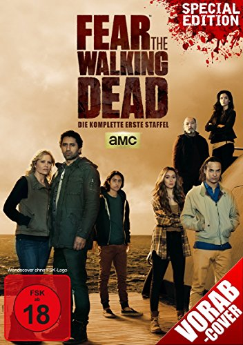 Fear the Walking Dead - Die komplette erste Staffel [Special Edition] [2 DVDs]