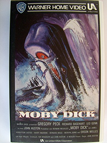 Moby Dick [VHS]