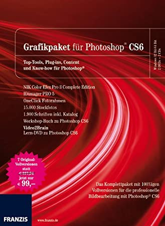 Grafikpaket Photoshop CS 6