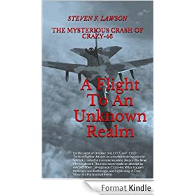 A Flight To An Unknown Realm: The Mysterious Crash of CRAZY-46