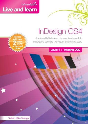 InDesign CS4 Training DVD - Level 1 (Mac/PC DVD)