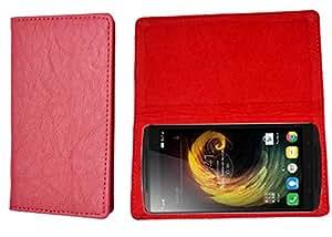 R&A Flip Cover For Samsung Galaxy E5