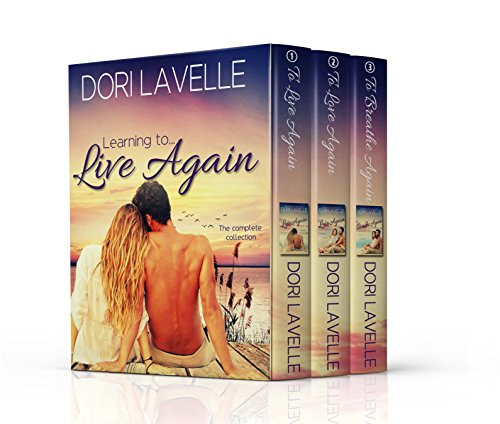 Only $0.99 For A Limited Time! Get all three books at a great price! Can two broken hearts mend each other? Learning to Live Again (The Complete Trilogy)  by Dori Lavelle