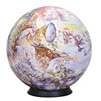 Esphera 360 9 inch           540 Pieces Sphere Art: Wall's 'Queen of the Night' by Mega Brands