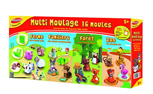 joustra-43534-pate-a-modeler-multi-moulages-16-moules