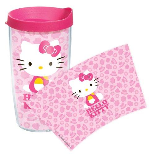 Tervis Tumbler Hello Kitty Cupcake 16Oz - Collegiate Patriotic Life-Time Guarantee Heki-I-16-Scup-Wra