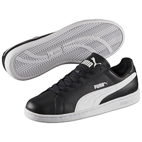 Puma Puma Smash L, Unisex-Erwachsene Sneakers, Schwarz (black-white 14), 43 EU (9 Erwachsene UK) thumbnail