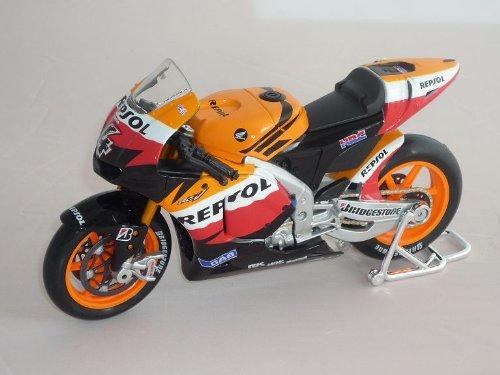 Honda Rc212v Rc 212 V 212v Andrea Dovizioso Nr 4 2010 Motogp Moto Gp 1/10 Maisto Motorradmodell Motorrad Modell