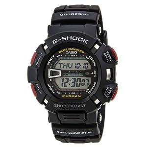 """Casio Men's G9000-1V """"G-Shock"""" Digital Sport Watch by Casio"""