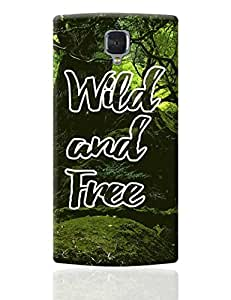 PosterGuy OnePlus 3 Case Cover - Wild And Free Traveler's Dream | Designed by: Kickass Artworks