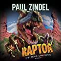 Raptor (       UNABRIDGED) by Paul Zindel Narrated by L. J. Ganser