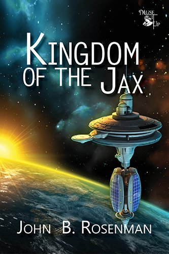 Book: Kingdom of the Jax (Inspector of the Cross) by John B. Rosenman