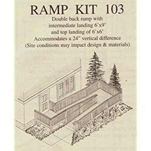 Wheelchair Ramp Plans Free