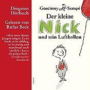 Der kleine Nick und sein Luftballon | René Goscinny, Jean-Jacques Sempé