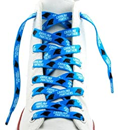 Carolina Panthers Shoe Laces - 54\
