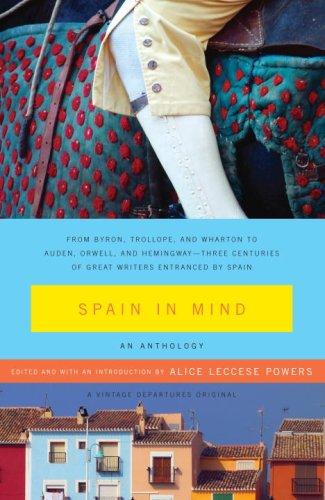 Spain in Mind: An Anthology (Vintage Departures Original)